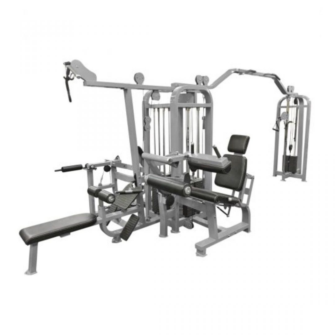 Muscle D Compact 5 Stack Multi Gym