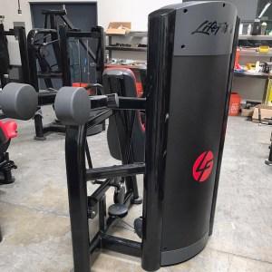 Custom Life Fitness Shoulder Press