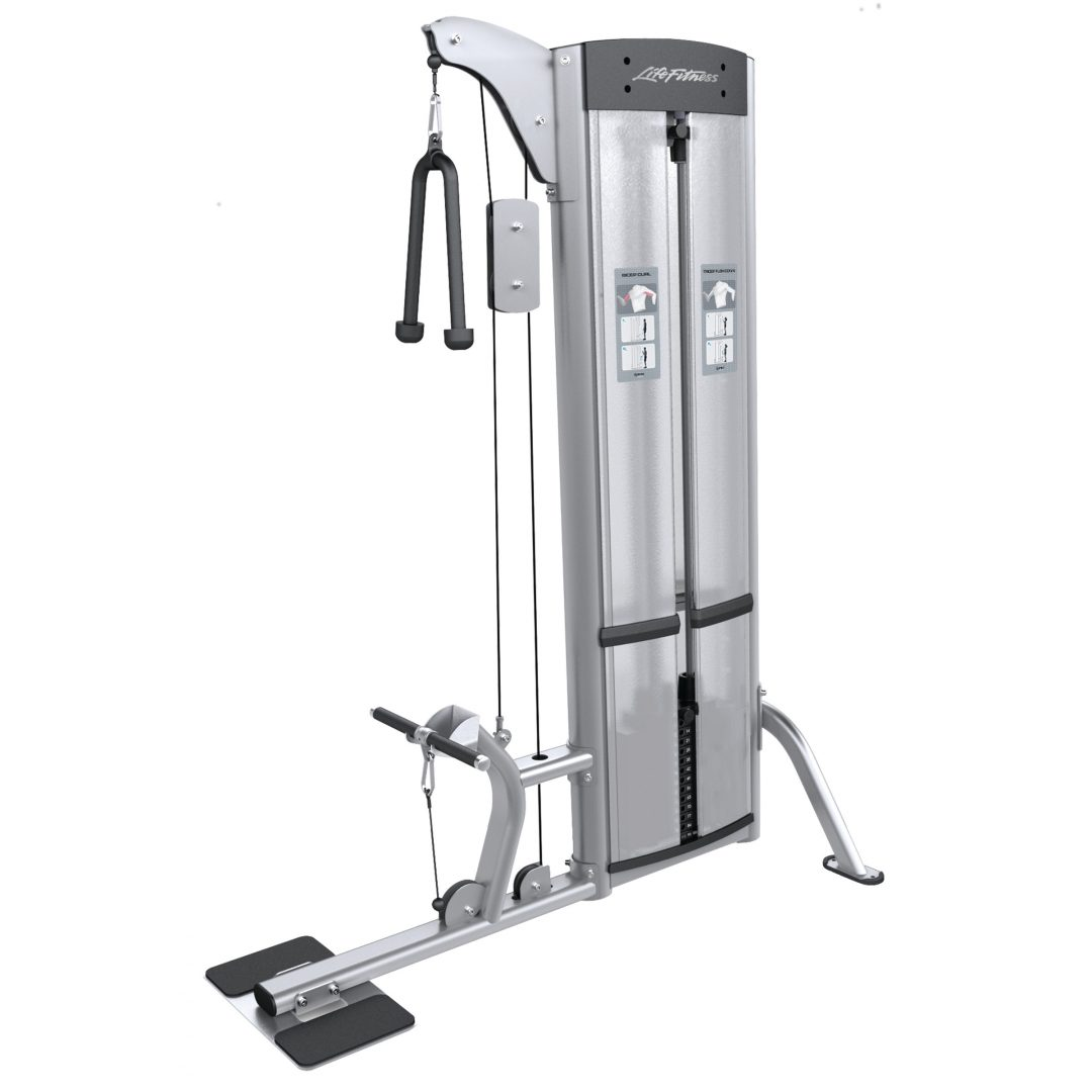 Life Fitness Dual Function Exercise Machines