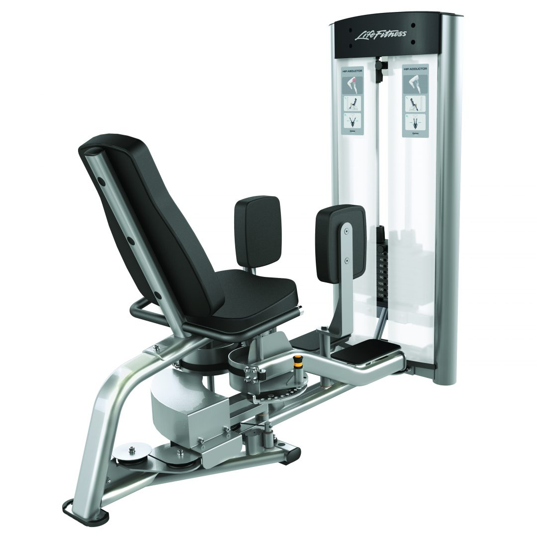 Fitness Equipment Orange County: Life Fitness Optima Hip Abductor Adductor FREE Shipping