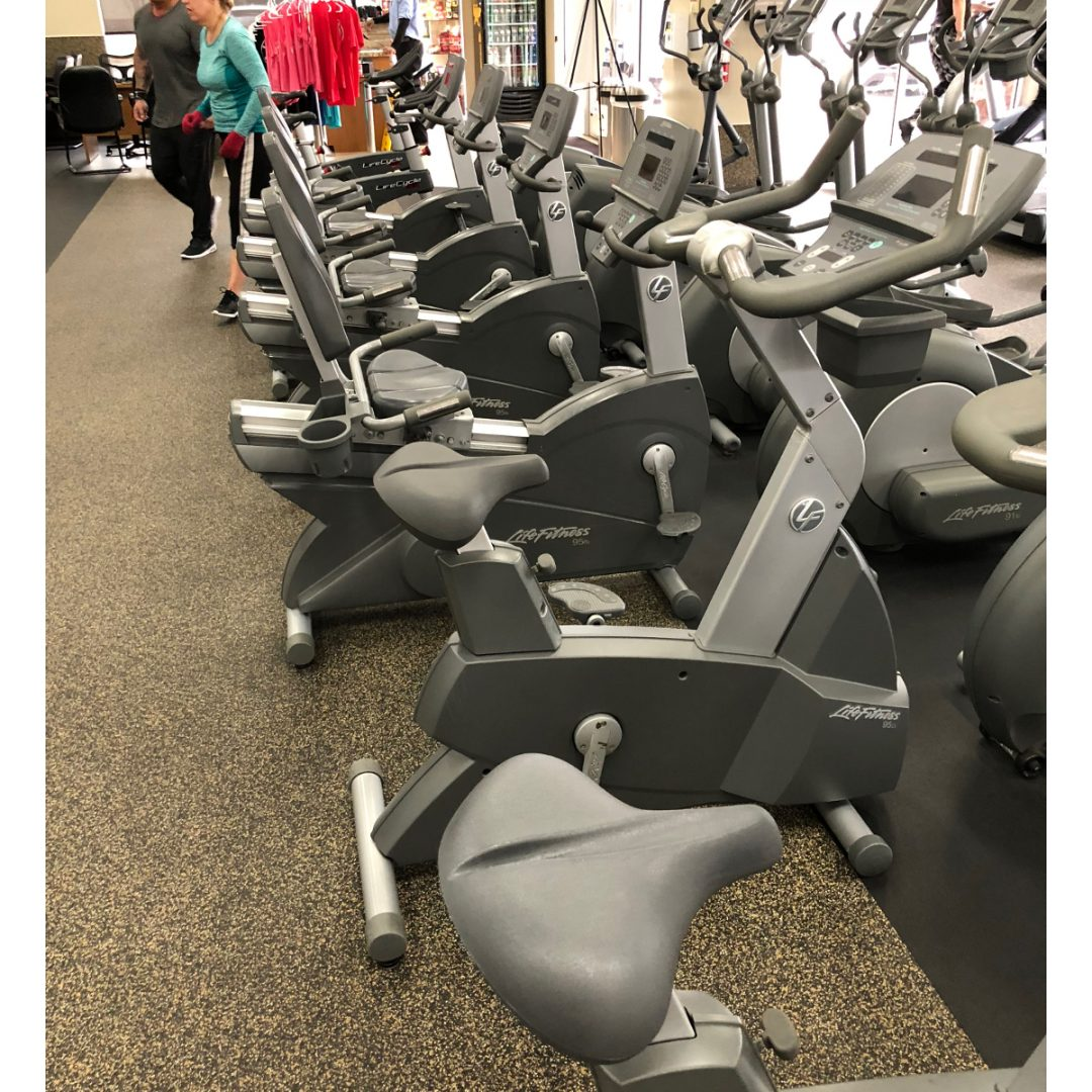 SOLD! Life Fitness & Hammer Strength Gym Equipment Package
