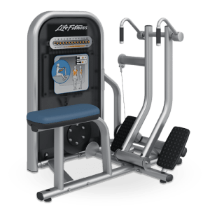Life Fitness Circuit Series Seated Row machine