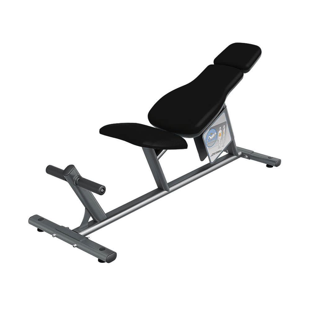 Life Fitness Circuit Series Cs Ab Curl Bench Primo Fitness