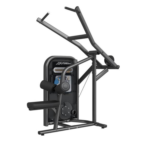 Life Fitness Circuit Series Lat Pulldown machine
