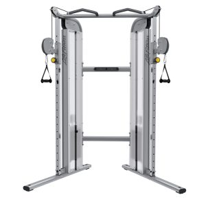 Life Fitness Dual Adjustable Pulley Machines