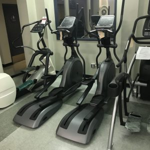 Vision Fitness X6600 HRT Elliptical
