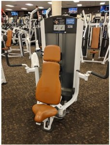 Life Fitness Signature Chest Fly