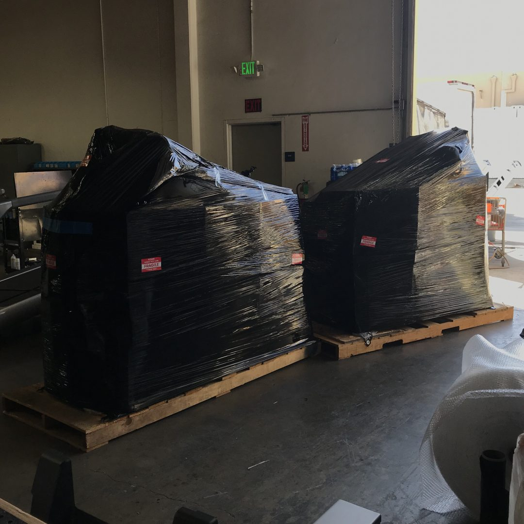 Freight Packaging