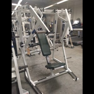 Hammer Strength Iso Lateral Incline Chest Press