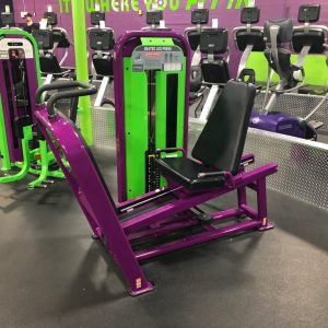Star Trac Seated Leg Press