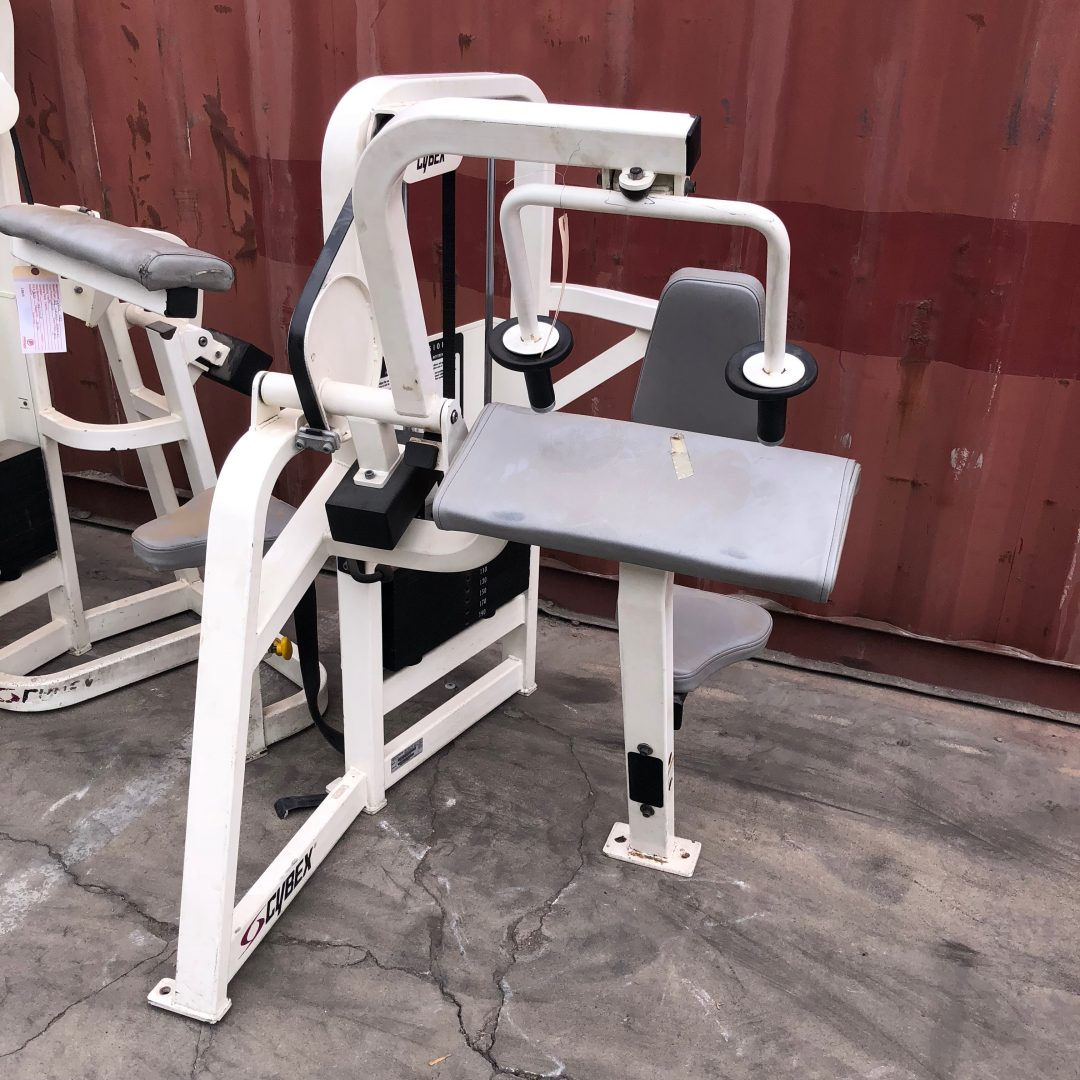 Cybex VR2 8 Piece Strength Package - $4,400 USD
