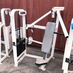 Cybex VR2 Incline Press
