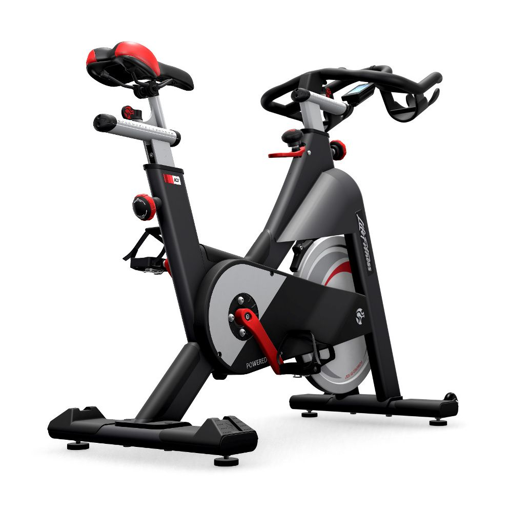 Life Fitness IC3 Indoor Cycle Bike with Console