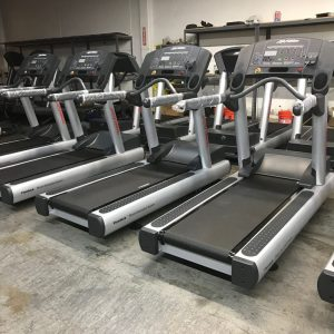 Life Fitness Integrity Treadmills Refurbished