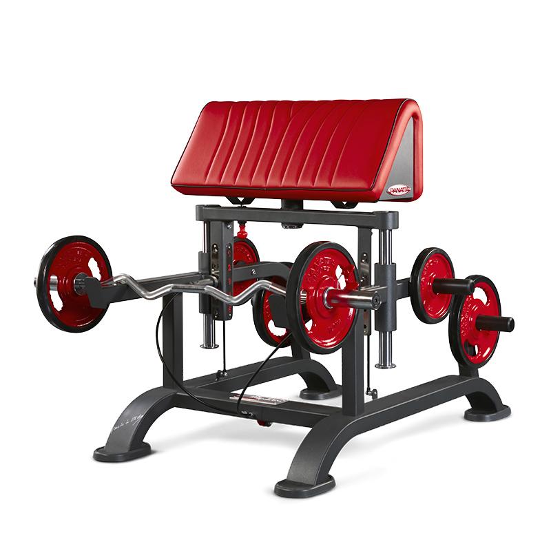 Panatta Freeweight Adjustable Standing Curl Bench