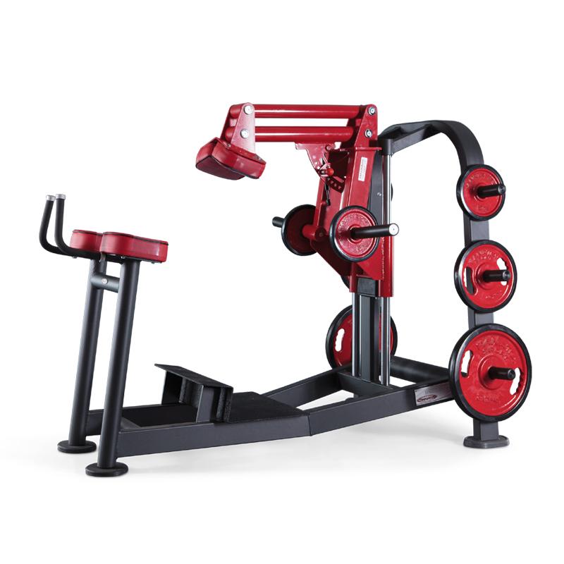 Panatta Freeweight Donkey Calf Machine