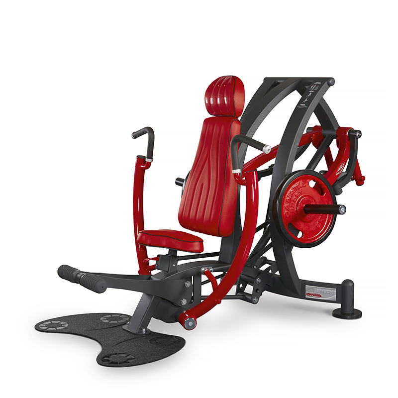 Vertical Chest Press: Panatta Free Weight HP Vertical Chest Press 1HP536