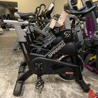 Star Trac NXT Black Belt Indoor Cycle Bike