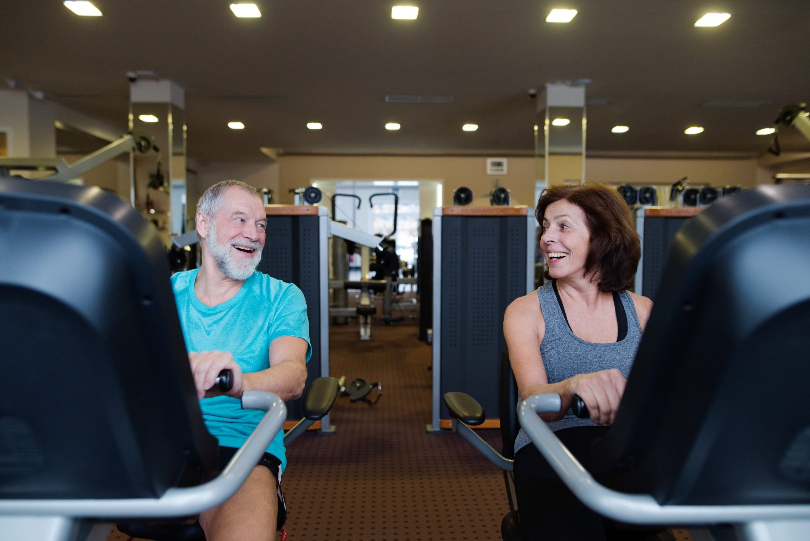 Recumbent Bike Workouts For Beginners - Primo Fitness