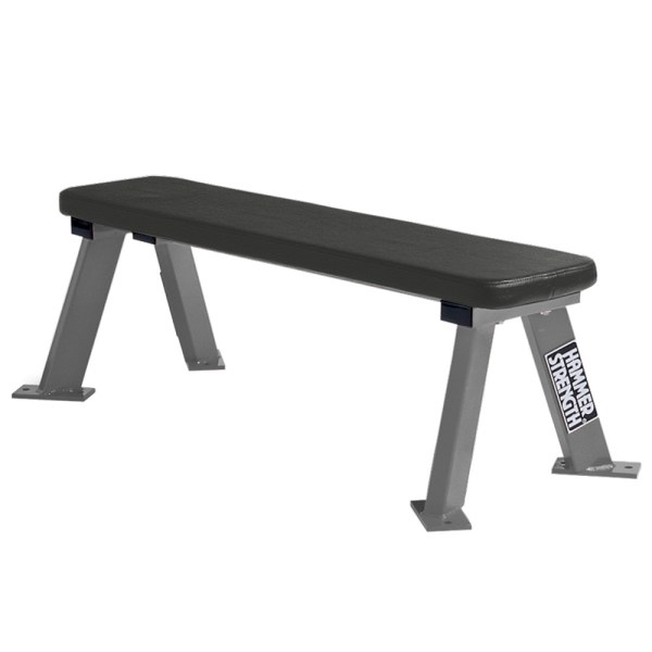 Hammer Strength Flat Bench