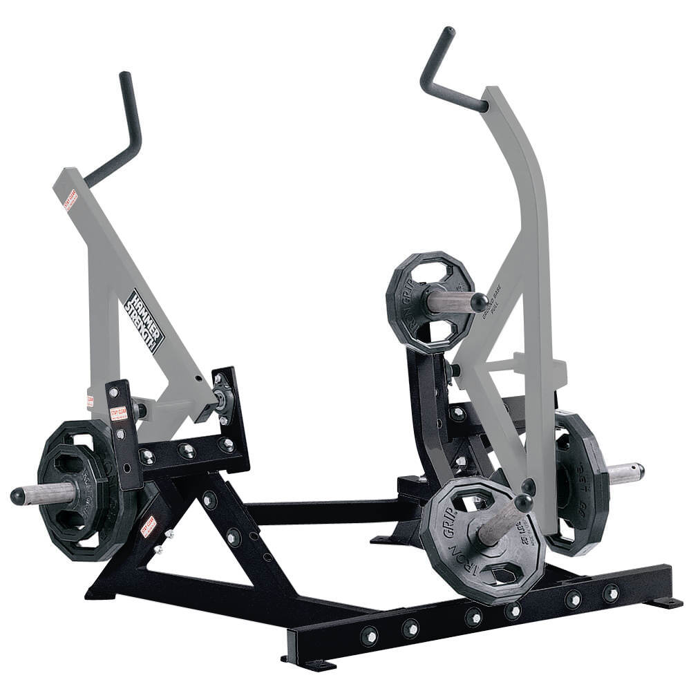 Hammer Strength Plate Loaded Ground Base Twist Right