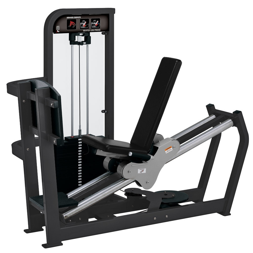 Hammer Strength Selectorized Seated Leg Press