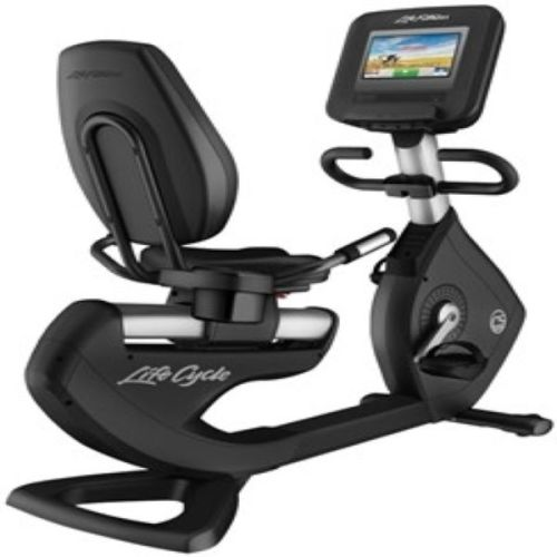 Life Fitness Discover SI Recumbent Bike