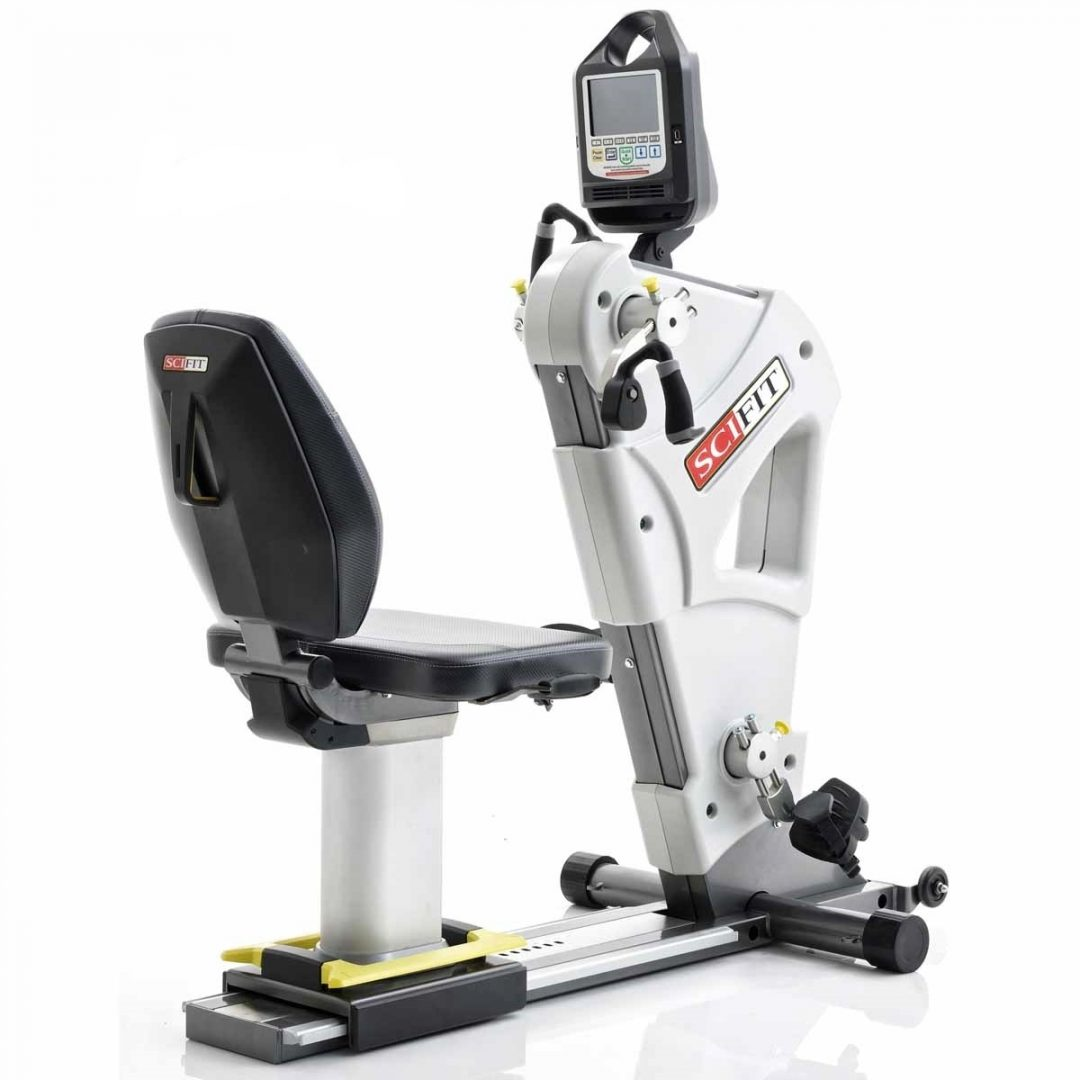 SCIFIT PRO1 Upper Body Ergometer (UBE) with Bariatric Seat