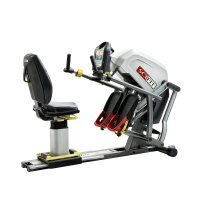 SciFit StepOne Recumbent Stepper Side View