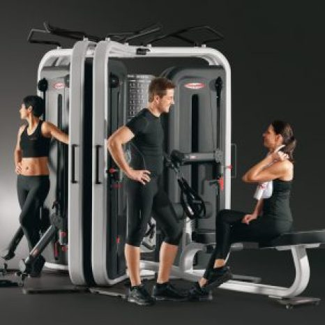 Panatta Functional Trainer Group Shot