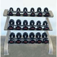 Modular Three Tier 9 Pairs Dumbbell Rack