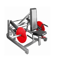 Muscle-D Seated Standing Shrug MDP-1032