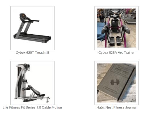 Home Gym Package SummerFit $5899