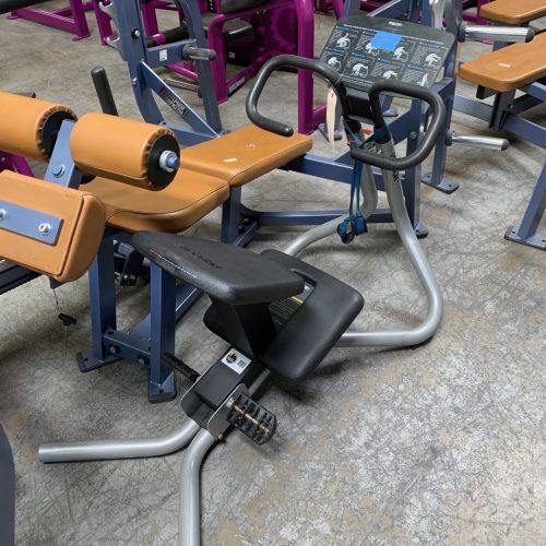 Used Preccor 240i Stretch Trainer