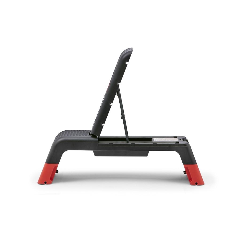 Magnificent Reebok Professional Deck Workout Bench Black Creativecarmelina Interior Chair Design Creativecarmelinacom