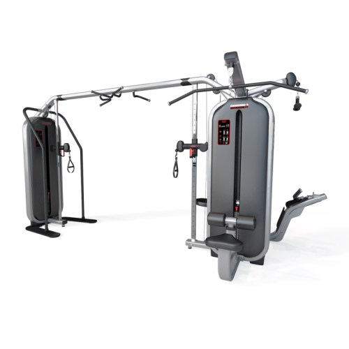 Jungle Machine + Adjustable Cable with Bar 1mth115-1mth124