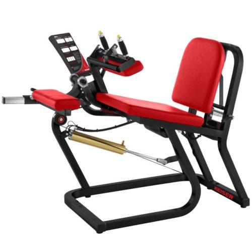 Keiser Air250 Seated Leg Curl Machine