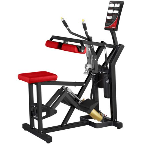 Keiser Air300 Seated Calf Machine
