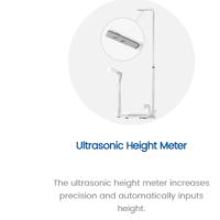 Ultrasonic Height Meter