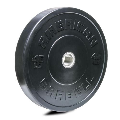 American Barbell Bumper Plate 45 LBS