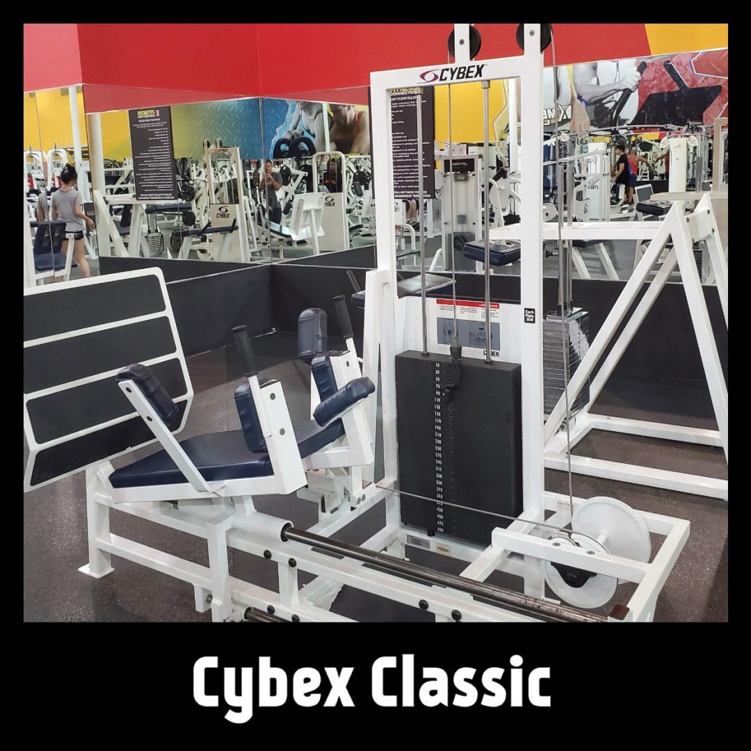 Cybex Classic Strength Gym Packages