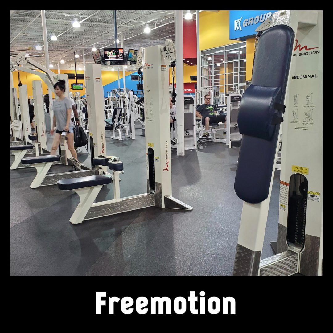 reemotion Strength Gym Packages