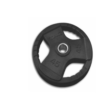 TAG Olympic Grip Rubber Encased