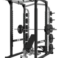Muscle-D Power Cage MD-PC