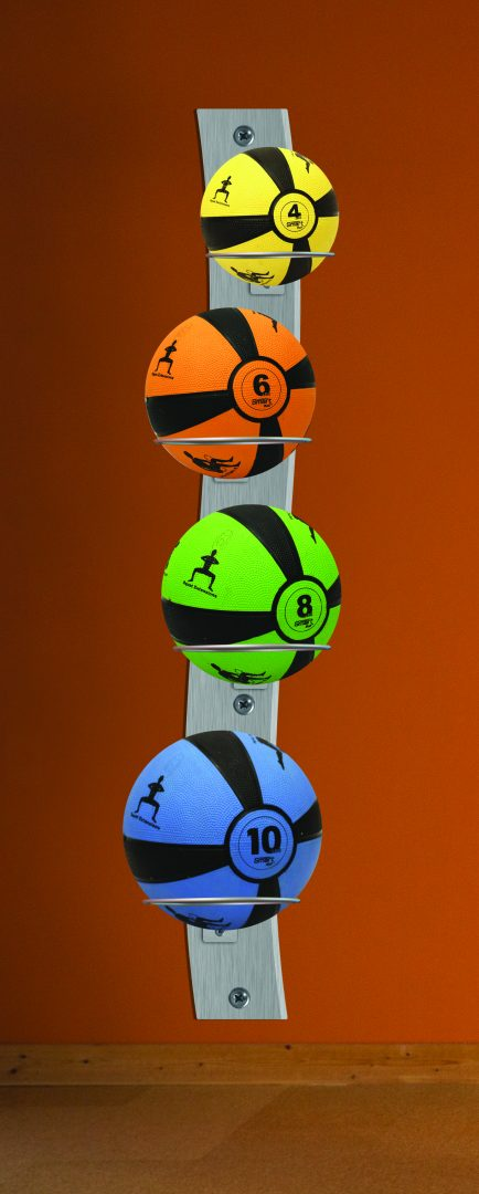Wall Mounted Medicine Ball Package