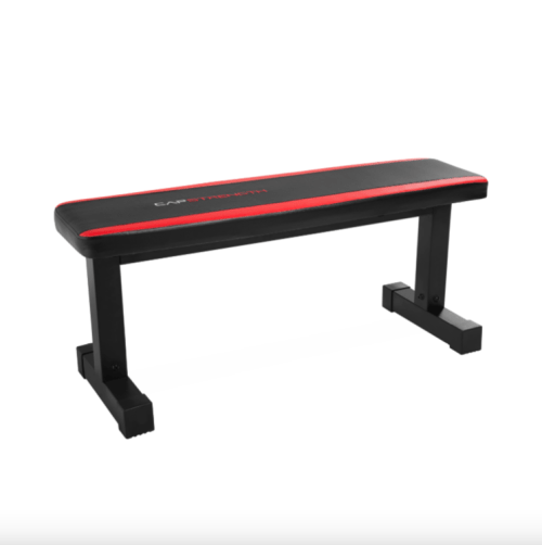 CAP Strength Deluxe Flat Bench