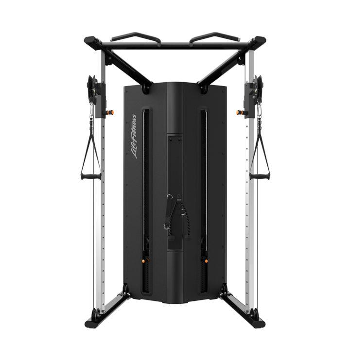 Life Fitness Optima Dual Adjustable Pulley Machine