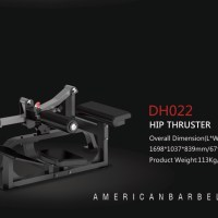 American Strength Hip Thruster