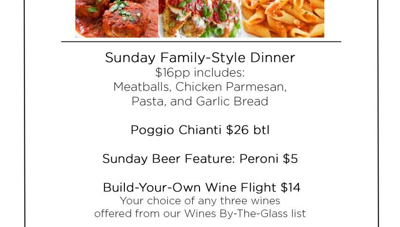 Primo- Sunday Special