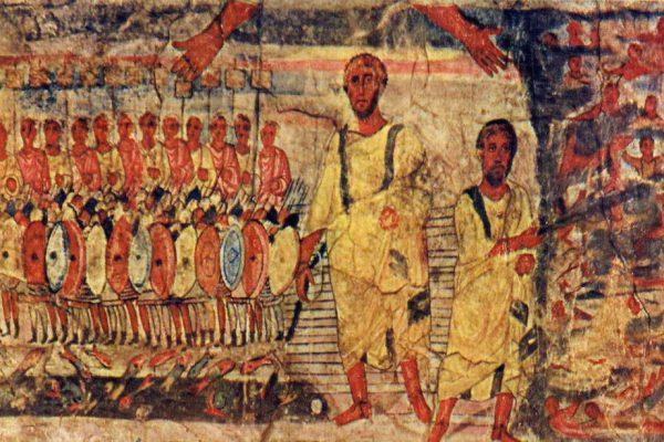 dura_europos_fresco_jews_cross_red_sea1351072151468